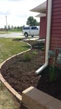 Landscape Edging. Stewartville, MN