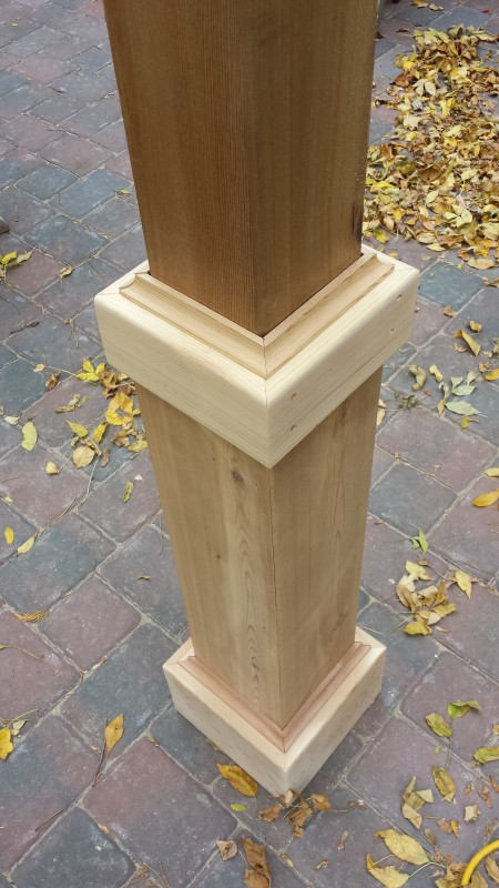Custom Outdoor Woodwork, Rochester, MN