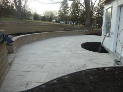 Patio & Retaining Walls